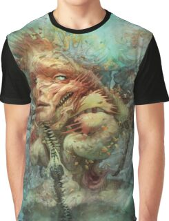The Fortress Mimic Graphic T-Shirt