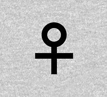 Female Symbol Design Unisex T-Shirt