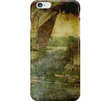 The Eel Fisher's Hut iPhone Case/Skin