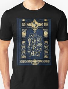 The Table book of Art design T-Shirt