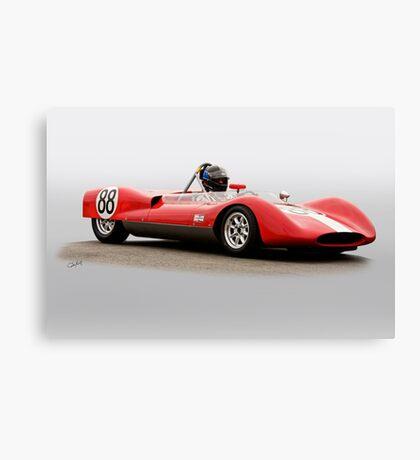 1961 Huffaker Genie 88 Vintage Racecar Canvas Print