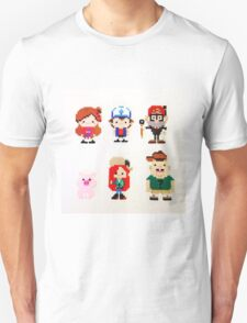 Gravity Falls Chibis T-Shirt