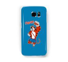 Tiger uppercut! Samsung Galaxy Case/Skin