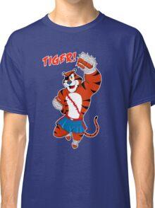 Tiger uppercut! Classic T-Shirt