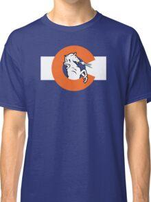 Denver Colorado Flag Classic T-Shirt