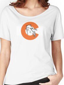 Denver Colorado Flag Women's Relaxed Fit T-Shirt