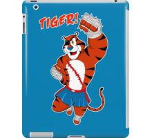 Tiger uppercut! iPad Case/Skin