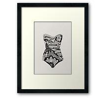 Lingerie Framed Print