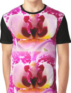 Orchid Phalenopsis Graphic T-Shirt