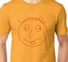 Ugly Face Unisex T-Shirt