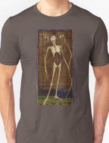 Medieval Death Illustration T-Shirt