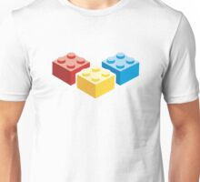 3 Bricks Unisex T-Shirt
