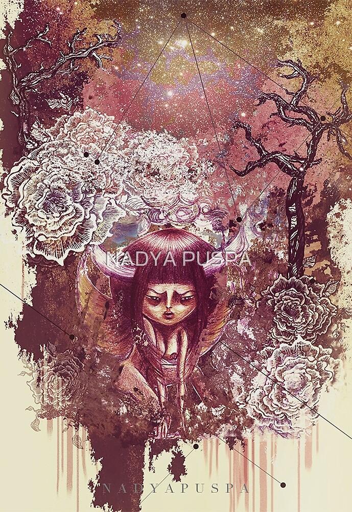 Oblivion by NADYA PUSPA