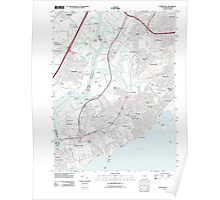 New York NY Arthur Kill 20110412 TM Poster