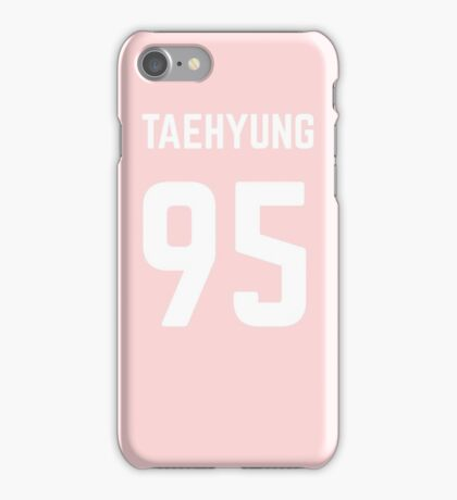 BTS - TEAHYUNG iPhone Case/Skin