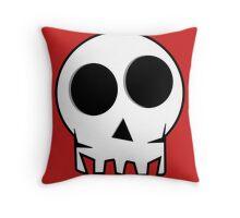 Smilekull Throw Pillow