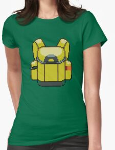 pokemon bag Womens Fitted T-Shirt