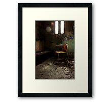 The Final Inmate Framed Print