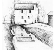 House Andrew Wyeth by Art-istka