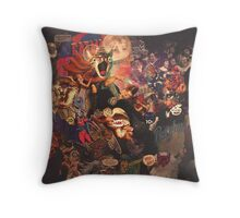 Our lord of savour Throw Pillow