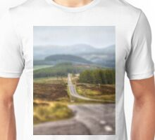 Hilly Road Unisex T-Shirt