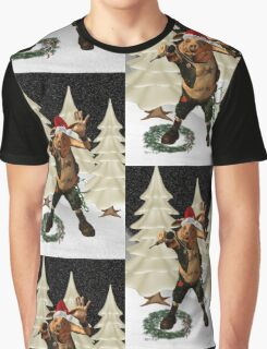Christmas Pork ?? .. fun fantasy Graphic T-Shirt