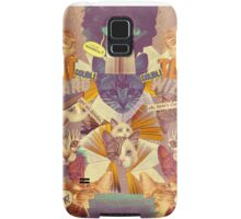 Cats n Books n Books n Cats Samsung Galaxy Case/Skin