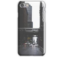 Chicago L #1 iPhone Case/Skin