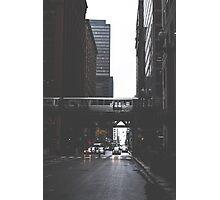 Chicago L #1 Photographic Print
