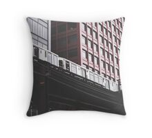 Chicago L #3 Throw Pillow