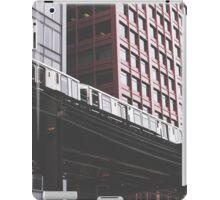 Chicago L #3 iPad Case/Skin