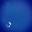 cloud under blue by Claudio Pepper
