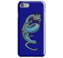 Topaz Dragon iPhone Case/Skin