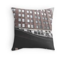 Chicago L #4 Throw Pillow