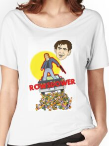 Rowsdower (Variant feat. Troy McGreggor) Women's Relaxed Fit T-Shirt