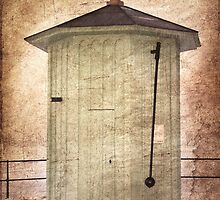 Old Pump House by Madeleine Forsberg