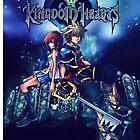 Kingdom Hearts case by AppleAustin