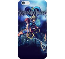 Kingdom Hearts case iPhone Case/Skin