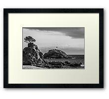 Tossa de Mar Framed Print