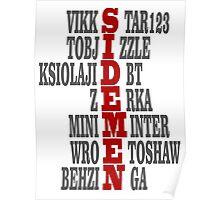 Sidemen Poster
