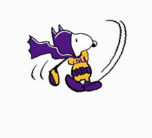 BatSnoopy Playing Golf with LSU Tee Unisex T-Shirt