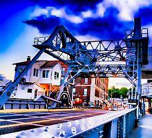 Old Bridge New Look by JoeGeraci