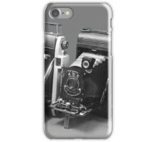 Vintage cameras photography design iPhone Case/Skin