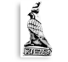 Horus  pharaoh Canvas Print