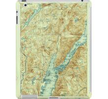 New York NY Bolton 123348 1900 62500 iPad Case/Skin