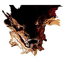 Smaug the Terrible Photographic Print