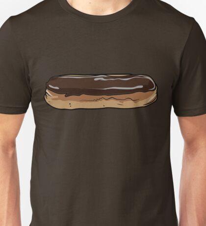 Chocolate Eclair Unisex T-Shirt