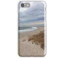 Napatree Point RI iPhone Case/Skin