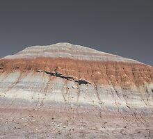 Painted Rock Natl Park  by stasiekphoto