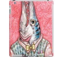 barracuda boy iPad Case/Skin
